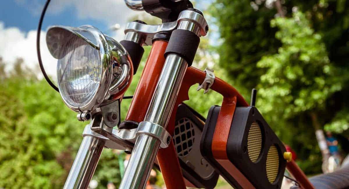 Your Top 5 Best Bluetooth bike speaker options