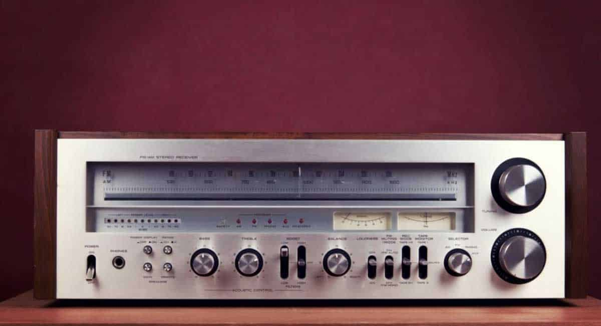 Best Outdoor Stereo Receiver in 2021
