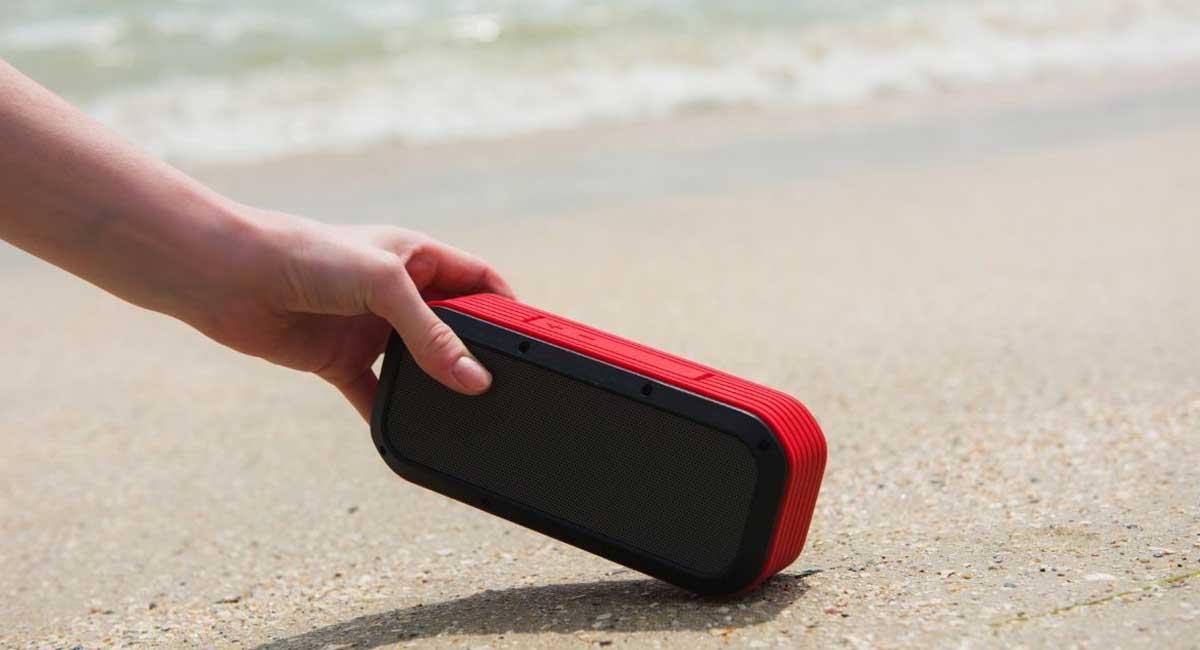 The Best Solar Bluetooth Speaker