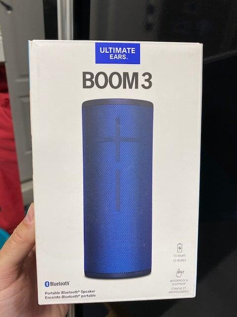 Ultimate Ears Boom 3